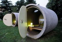 Exterior Spaces / by Mary Kelly