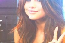 Selena Gomez!! / She's amazing, she's talented, she sings, and she's and actress. LOVE YOU SELENA!! / by Alyssa R