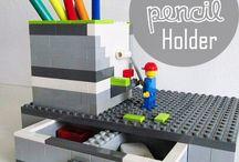 Lego world / by Monique Harmon