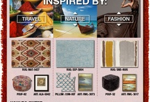 Inspired Home / All beautiful rugs. / by Dawn May-Bradley
