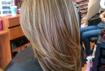 Hair / by Lacey F