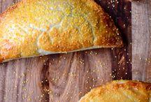 Savoury snacks / by Kay Groom