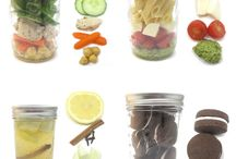 Mason Jar Meals / by Bunny Jarvis