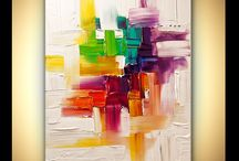 ABSTRACT ART / by Joy Dow