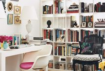 interior design (small spaces) / big ideas  / by Cynthia Dartley