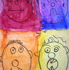 Primary Art / by Tracy Sirianni Petrie
