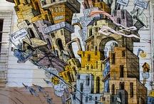 Art: Street Art / by Carolyn Hastings