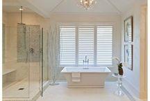 Bathroom Designs / by Tiffany Muehlbauer