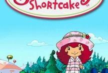 Strawberry Shortcake / by Kaylee Alexis