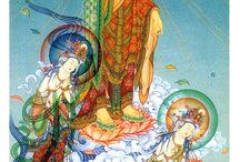 Namo Amiđà Phật . / All of  the People  #  Tất  cả là của Chúng Sinh . / by Trung Doanminh