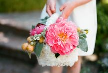 floral board: peonies  / by The Perfect Petal