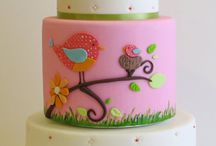Baby Shower cake / by Flor Alva