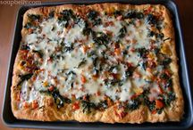 Pizza & Flatbread / by Denise