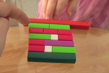 Cuisenaire  / by Theresa Gusek
