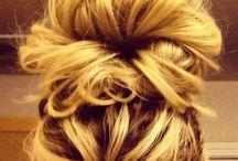 whoop... hair it is! / by Lindsay Baldwin