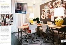 Spaces :: Office / by Jo Rodelas