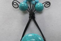 Jewelry: Wire Wrapped Jewelry (new) / by Jill Duncan-Jack