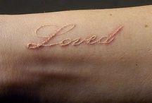 i <3 tattoos / by Aprilelove Thomasward