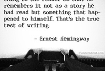 *Words* / by Emmy W