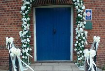 Windmill Flower Arches / Life-Like Weddings in Rayleigh specialise in providing beautiful flower arches for weddings at the Windmill. Here are just a few examples of what they can do... / by Rayleigh Windmill Wedding Venue