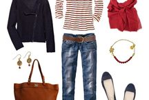 cool clothes / by Beth Thibault