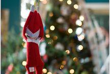 Elf on a shelf ideas / by Renee Scheckelhoff