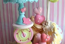 cakes  / by heather fillmer