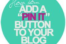 Blog Stuff / by Tessa Wise