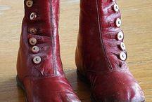 Shoe Buttons / by Button Art Museum (BAM)