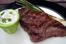EAT beef / smart, clean,easy, quick / by Katty