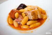 Gastronomía española, Asturias / by Lacultalatiniparla Quevedo