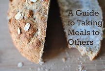 (Taking) Made Easier / Taking someone a meal doesn't have to be complicated.  Here are some of our favorite hints and tips to make it easier for you to take that meal. / by TakeThemAMeal.com