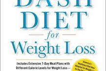 Dash Diet / by Kelley Miller