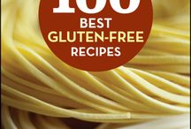 Gluten free / by Christa Clinton