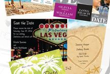 Wedding Save-the-Date's / by Melanie Berger