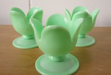 Egg cups / Vintage / by Christine Nelson