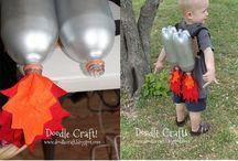 kid crafts / by Christine Herd