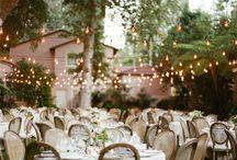 Backyard Wedding. / by Jessica Charuk