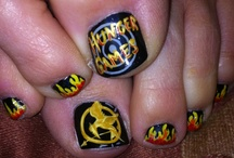 HUNGER GAMES! / by Emily-Suzanne Ford