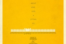 Minimalist Movie Posters ♥ / by Kaleigh Spencer