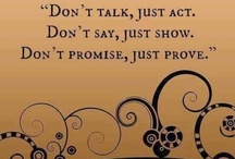 PROVE IT...... I CAN..... / by Susan Asabp