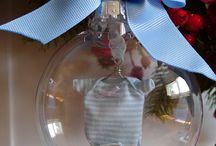 diy xmas ornaments / by Libby Pierce