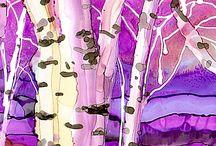 Tree art / by Odile