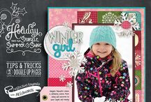 SCT Winter 2013 / by Scrapbook & Cards Today