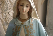 Our Lady / by Nichola Pope