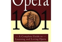 Books about Opera / by Opera Colorado
