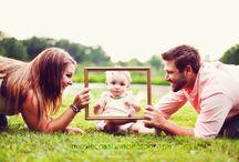Family pics / by Orenza Jaske