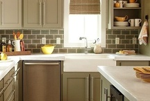 New Kitchen Ideas / by Elizabeth McMillin