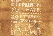 Words / by Anneliese Schmalz