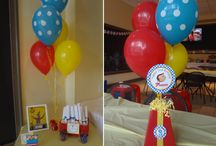 Curious George Birthday Ideas / by Lollipop Ink